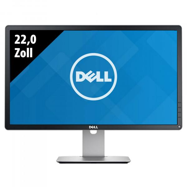 Dell P2213f - 22,0 Palcov - WSXGA+ (1680x1050) - 5ms - čierny/strieborný