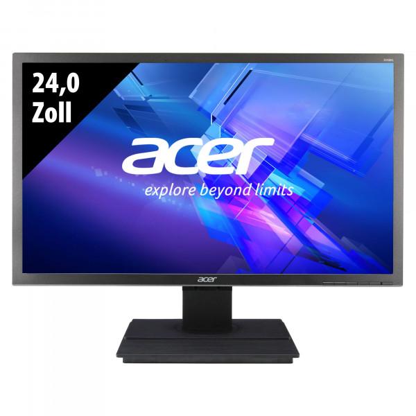 Acer B246HLymdpr - 24,0 Palcov - FHD (1920x1080) - 5ms - Tmavošedý