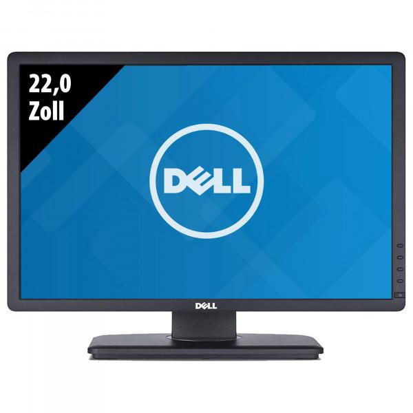 Dell Professional P2213t - 22,0 Zoll - WSXGA+ (1680x1050) - 5ms - schwarz