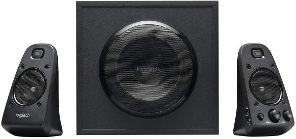 Logitech Z623 - Reproduktorový Systém - Čierny