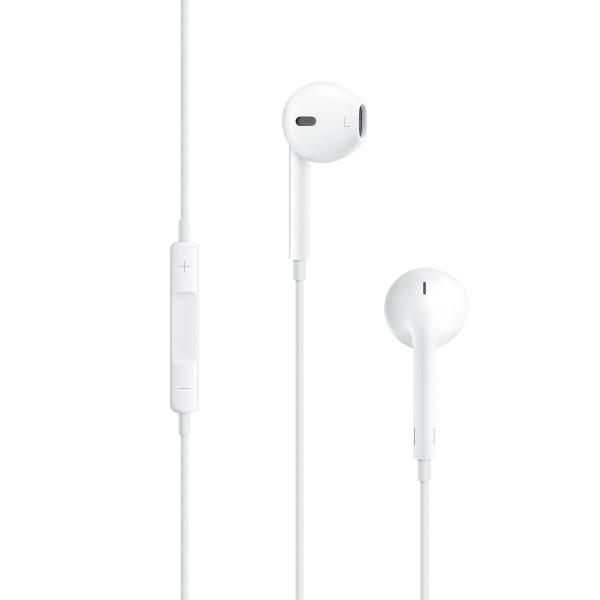 Slúchadlá s mikrofónom a integrovaným ovládaním pre Apple iPhone