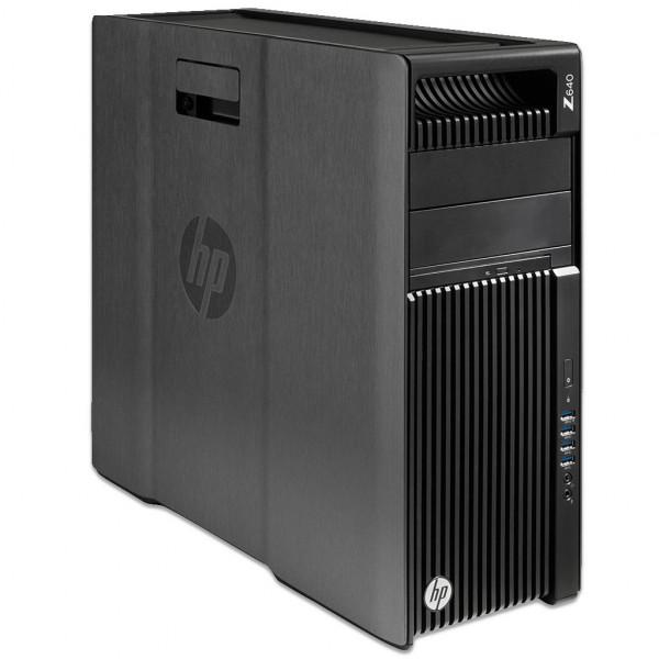 HP Workstation Z640 MT - Xeon E5-2609 v3 @ 1,9 GHz - 16GB RAM - 250GB SSD - DVD-RW - Nvidia Quadro K2200 - Win10Pro
