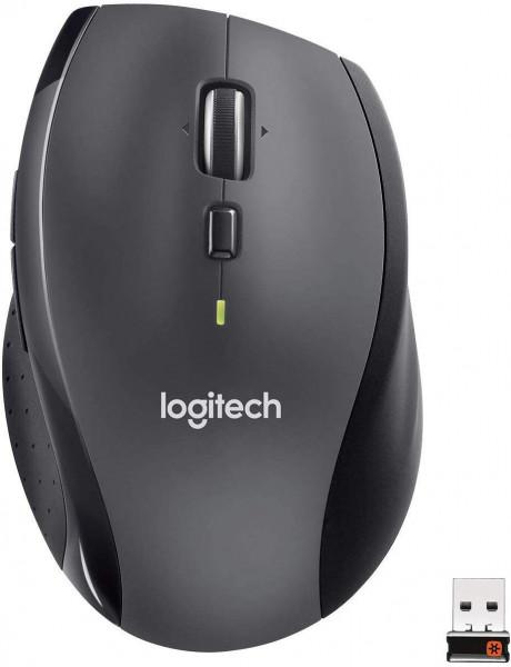 Logitech M705 - Bezdrôtová Myš - Antracit