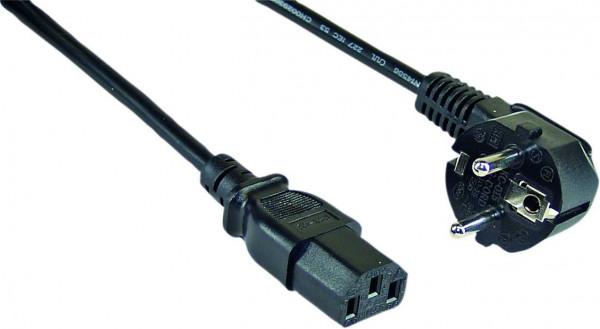 Sieťový kábel s koncovkou C14