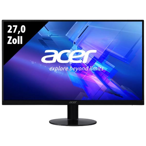 Acer SA270Abi - 27,0 Zoll - FHD (1920x1080) - 4ms - schwarz
