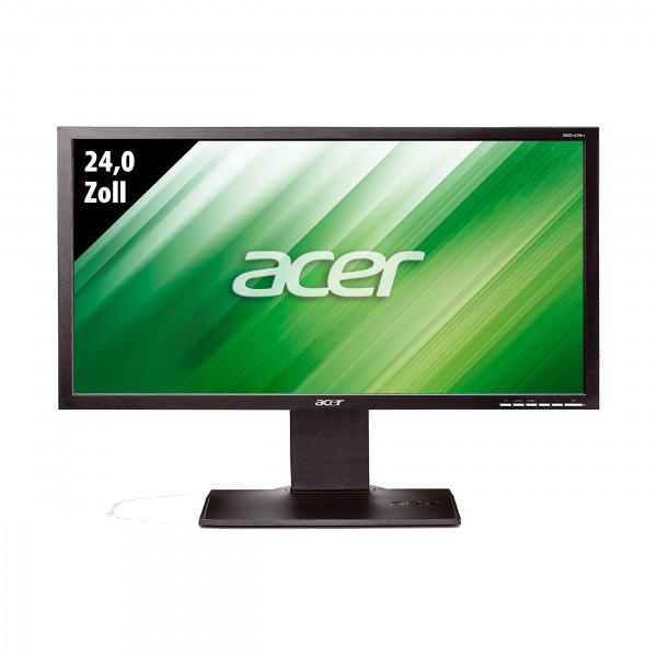 Acer B243H - 24,0 Zoll - FHD (1920x1080) - 5ms - schwarz
