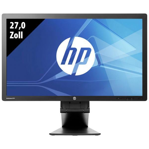 HP EliteDisplay E271i - 27,0 Zoll - FHD (1920x1080) - 7ms - schwarz