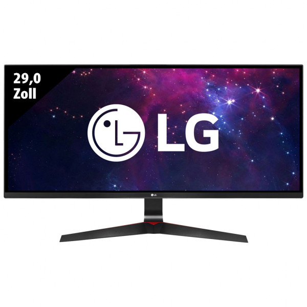 LG 29UM69G-B UltraWide Gaming Monitor - 29,0 Zoll - UW-UXGA (2560x1080) - 5ms - schwarz