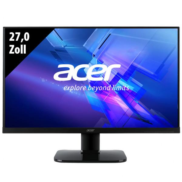 Acer KA270H - 27,0 Zoll - FHD (1920x1080) - 4ms - schwarz