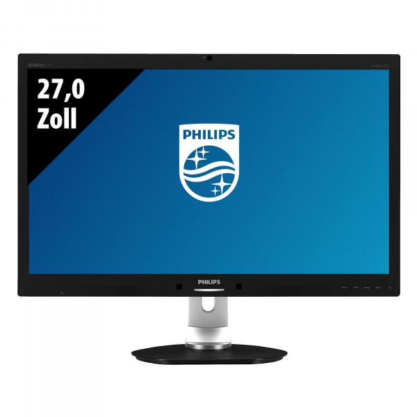 Philips Brilliance 271P4QPJKEB/00 - 27,0 Zoll - FHD (1920x1080) - 6ms - schwarz/silber