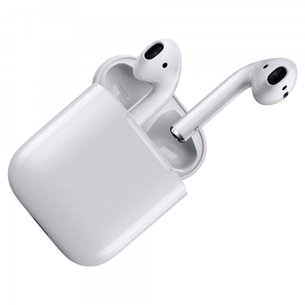 Apple AirPods + Charging Case - 2nd Generation - In-Ear Kopfhörer - Weiß