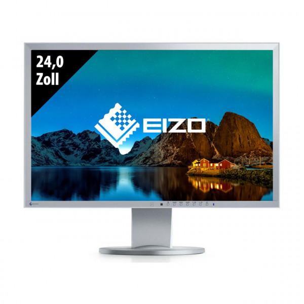 Eizo FlexScan EV2436W - 24,0 Palcov - WUXGA (1920x1200) - 6ms - šedý