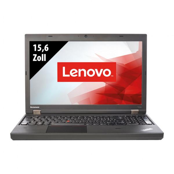 Lenovo ThinkPad T540p - 15,6 Palcov - Core i5-4300M @ 2,6 GHz - 8GB RAM - 256GB SSD - FHD (1920x1080) - Webkamera - Win10Home