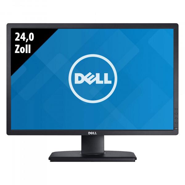Dell Ultrasharp U2412M - 24,0 Palcov - WUXGA (1920x1200) - 8ms - Čierny