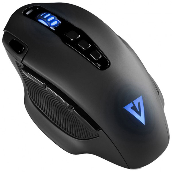 Modecom Volcano Beast GMX 5 - Hráčska Myš - Čierna