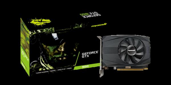 Grafická Karta - Manli Geforce GTX 1650 - 4GB GDDR5
