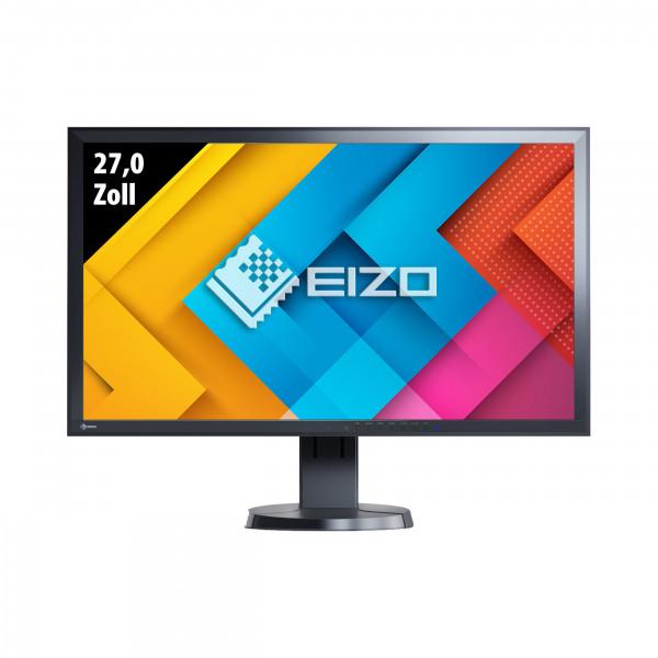 Eizo FlexScan EV2736W - 27,0 Zoll - WQHD (2560x1440) - 6ms - schwarz