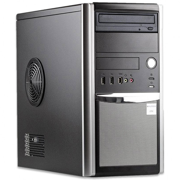 Hyundai Pentino H-Series MT - Core i3-4170 @ 3,7 GHz - 8GB RAM - 250GB SSD - DVD-RW - Win10Home