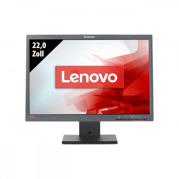 Lenovo ThinkVision LT2252p - 22,0 Zoll - WSXGA+ (1680x1050) - 5ms - schwarz