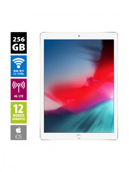 Apple iPad Pro 12.9 (2017) Wi-Fi + Cellular (256GB) - Silver