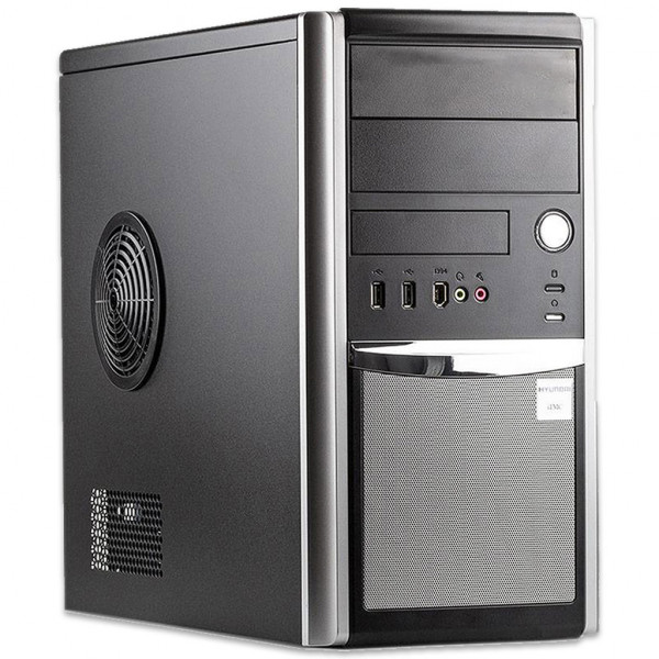 Hyundai Pentino G-Series MT - Core i5-4670 @ 3,4 GHz - 32GB RAM - 250GB SSD - Win10Home