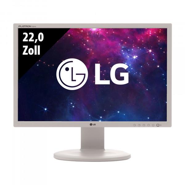 LG Flatron E2210PM-GN - 22,0 Zoll - WSXGA+ (1680x1050) - 5ms – grau
