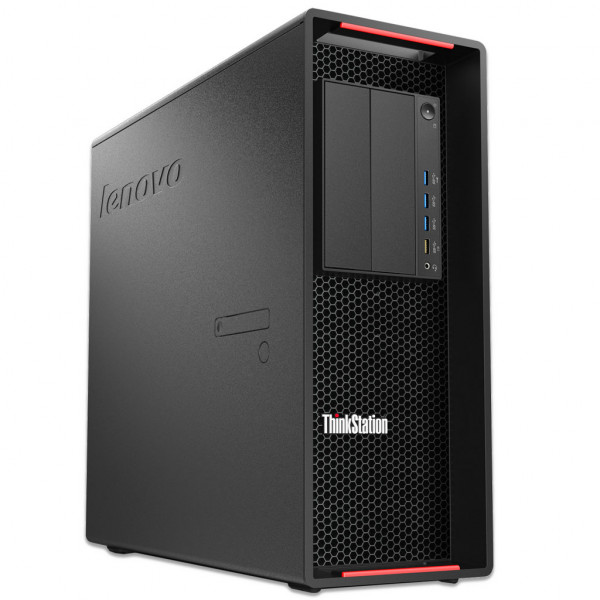 Lenovo ThinkStation P510 T - Xeon E5-1620 v4 @ 3,5 GHz - 32GB RAM - 500GB SSD - Nvidia Quadro M2000 - Win10Pro