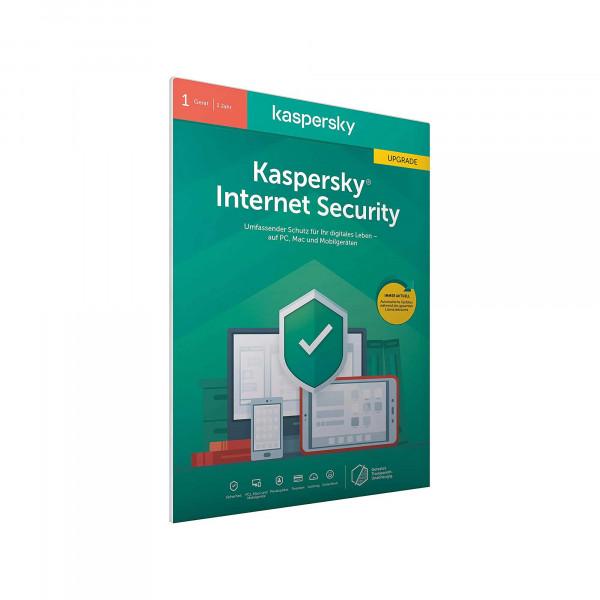 Kaspersky Internet Security 2019 rozšírenie licencie o 1 rok / 1 zariadenie