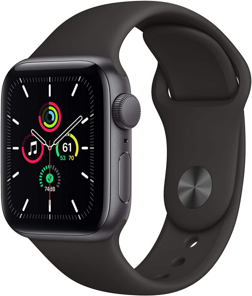 Apple Watch Series 6 (GPS) 44 mm - OLED - Touchscreen - 32 GB - Space Gray