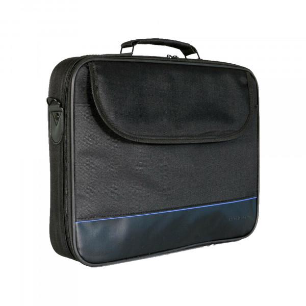 """Čierna taška na notebook 17,3"""""""
