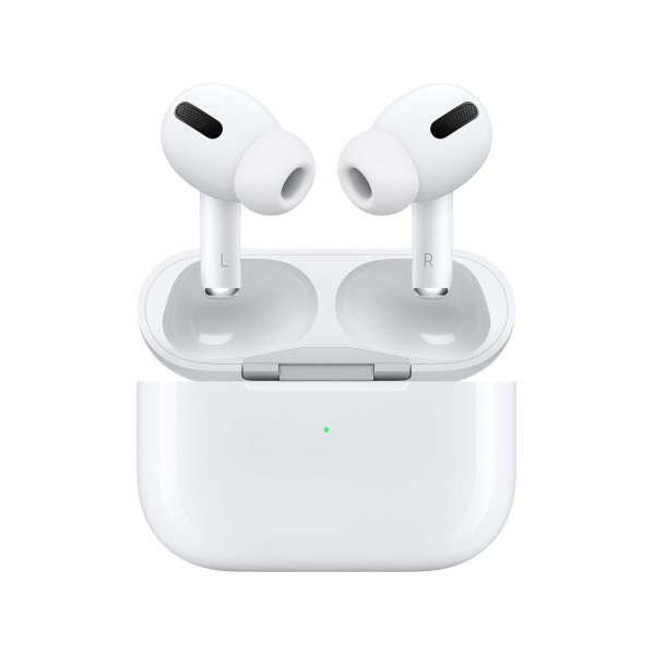 Apple AirPods Pro + Bezdrôtové Nabíjacie Puzdro