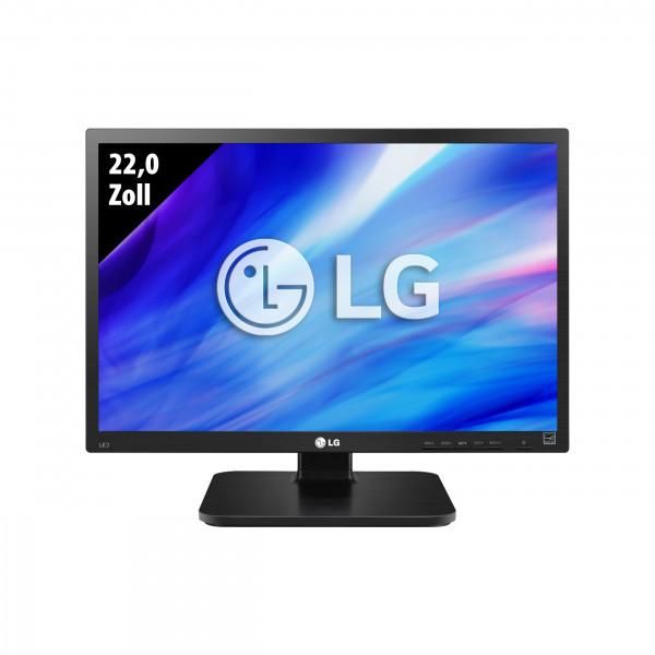 LG 22BK55WY-B - 22,0 Zoll - WSXGA+ (1680x1050) - 5ms - schwarz