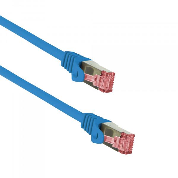 Sieťový kábel Logilink - 1m - Modrý