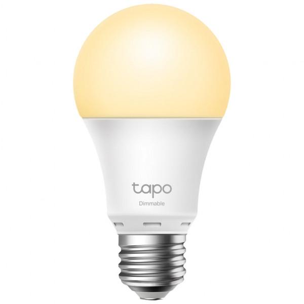 TP-Link - Smarte Glühbirne - TAPO L510E - 8,7 W - Weiß