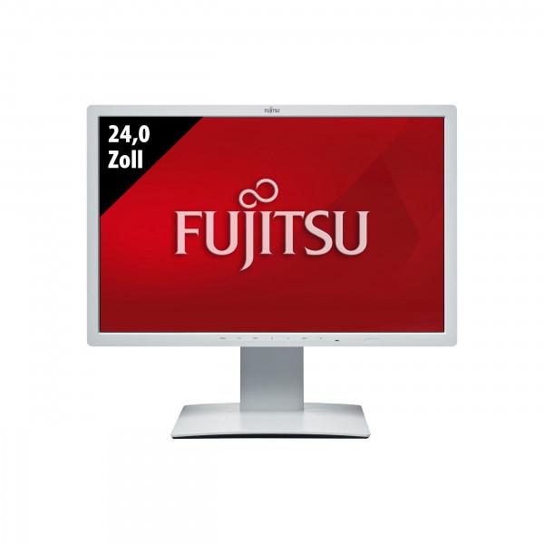 Fujitsu LCD Display B24W-7 LED - 24,0 Zoll - WUXGA (1920x1200) - 5ms - weiß