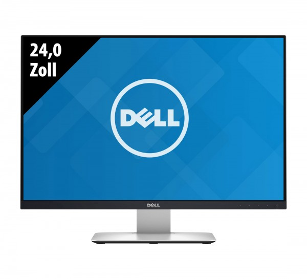 Dell U2415b - 24,0 Zoll - WUXGA (1920x1200) - 6ms - schwarz