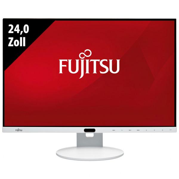 Fujitsu Display P24-8 WE Neo - 24,0 Zoll - WUXGA (1920x1200) - 5ms - grau