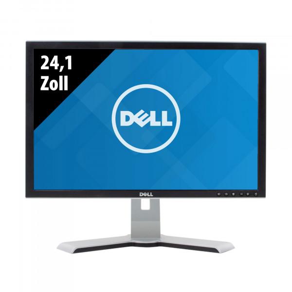 Dell Ultrasharp 2408WFPb - 24,1 Zoll - WUXGA (1920x1200) - 6ms - schwarz