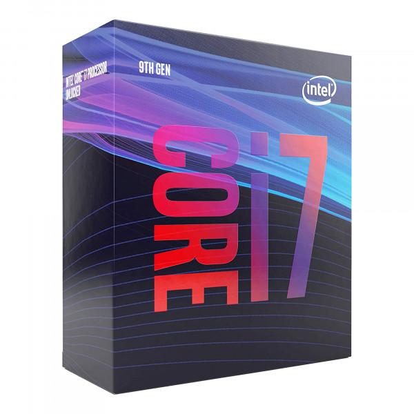 Intel Core i7-9700K Procesor - 3,6 GHz - Socket 1151 - (balenie neobsahuje chladič)