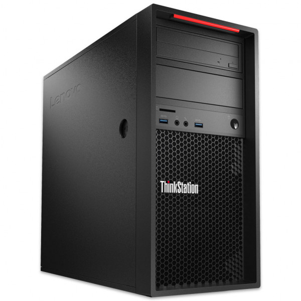 Lenovo ThinkStation P410 MT - Xeon E5-1620 v4 @ 3,5 GHz - 32GB RAM - 500GB SSD - DVD-RW - Nvidia Quadro M4000 - Win10Pro