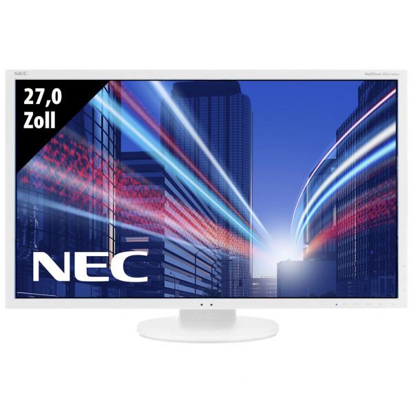 NEC MultiSync EA273WMi - 27,0 Zoll - FHD (1920x1080) - 6ms - weiß