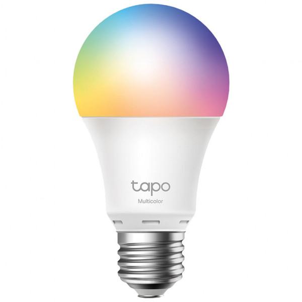 TP-Link - Smarte Glühbirne - TAPO L530E - 8,7 W - Weiß