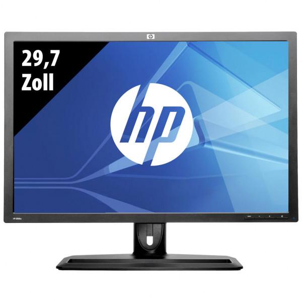 HP ZR30w - 29,7 Zoll - WQXGH (2560x1600) - 7ms - schwarz/silber