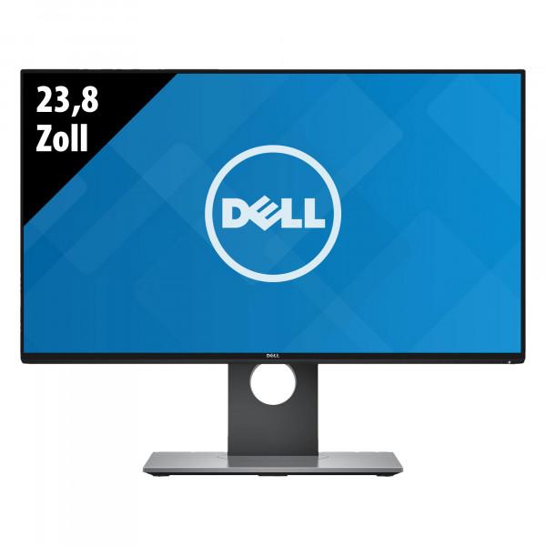 Dell Flat Panel Monitor P2417Hc - 23,8 Zoll - FHD (1920x1080) - 6ms - schwarz