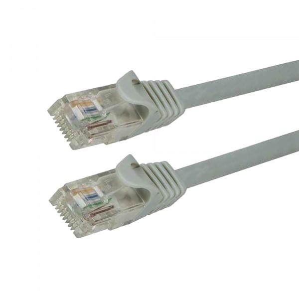 Sieťový kábel - 3m - Sivý