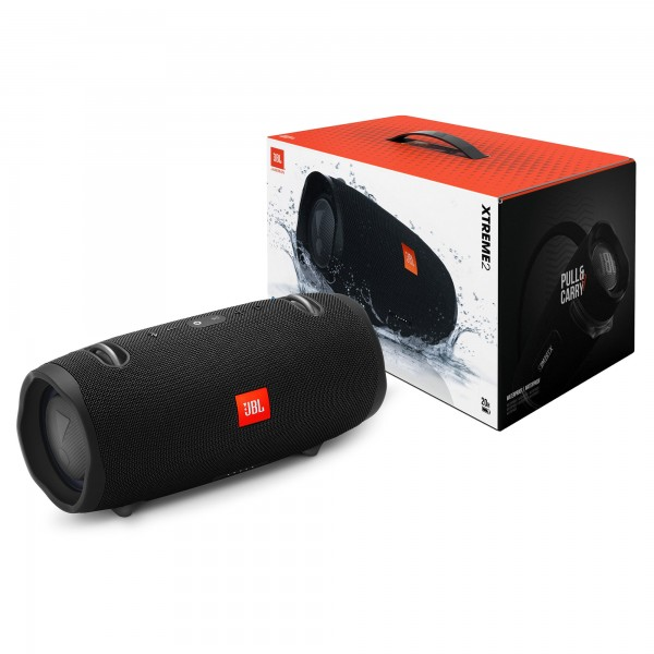 JBL Xtreme 2 - tragbarer Bluetooth Lautsprecher - Midnight Black