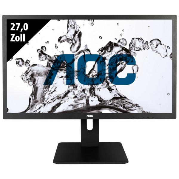 AOC Pro-Line I2775PQU - 27,0 Zoll - FHD (1920x1080) - 4ms - schwarz