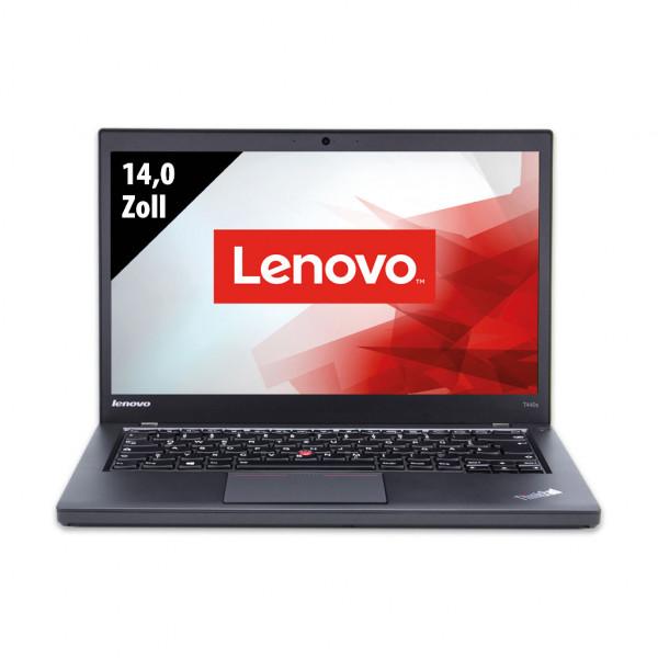 Lenovo ThinkPad T440s - 14,0 Palcov - Core i5-4300U @ 1,9 GHz - 8GB RAM - 256GB SSD - FHD (1920x1080) - Webkamera - Win10Home
