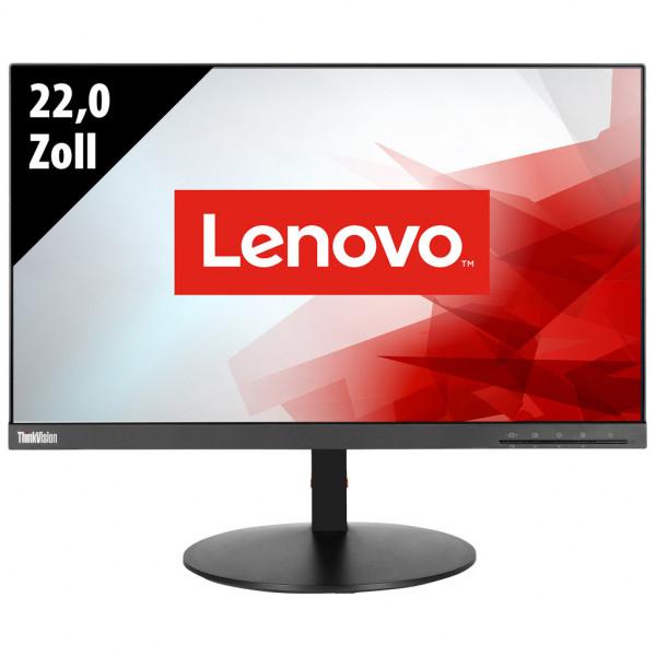 Lenovo ThinkVision T22i-10 - 22,0 Zoll - FHD (1920x1080) - 4ms - schwarz